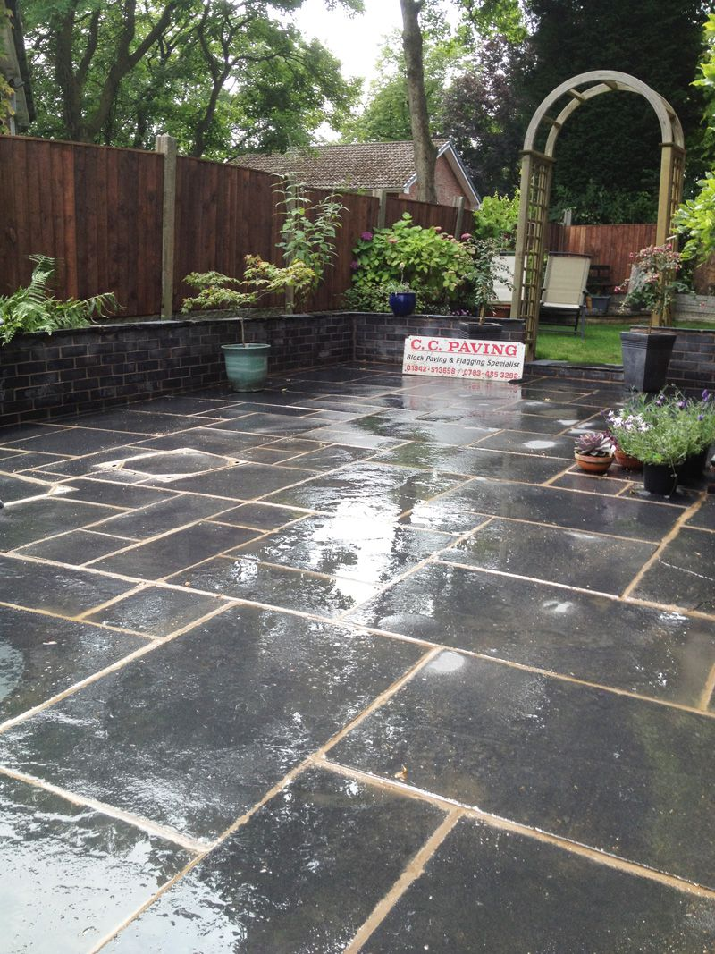 ... Patio Work In Leigh ...
